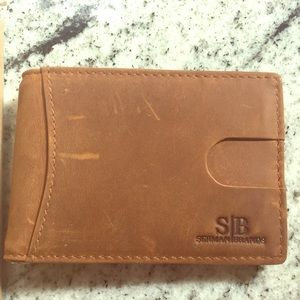 Serman Brands Men's Wallet